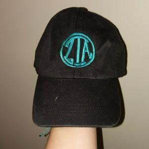 Zeta Tau Alpha Hat